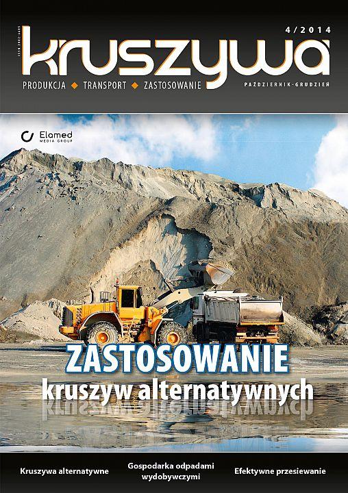 Kruszywa wydanie nr 4/2014