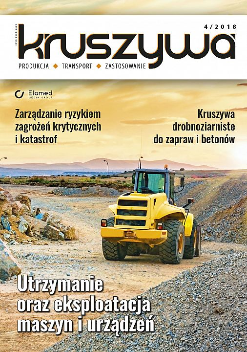 Kruszywa wydanie nr 4/2018