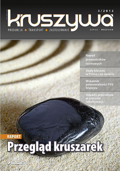 Kruszywa wydanie nr 3/2012