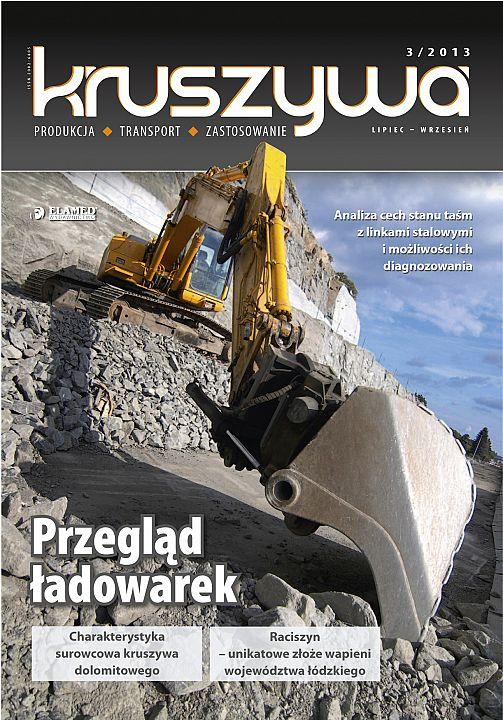 Kruszywa wydanie nr 3/2013
