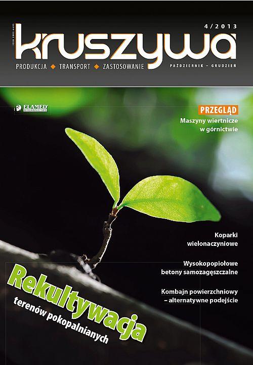 Kruszywa wydanie nr 4/2013