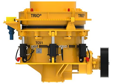Kruszarka stożkowa Trio® TC51