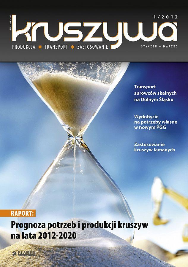 Kruszywa wydanie nr 1/2012