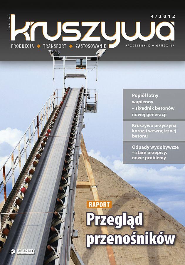 Kruszywa wydanie nr 4/2012